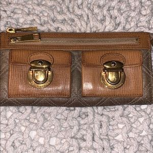 Marc Jacobs Collection quilted Wallet